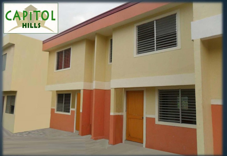 Capitol Hills – Three Bedroom Town House