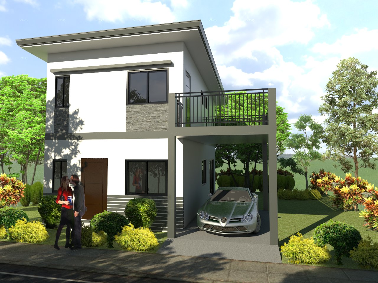 Windsor Estate – Single Detached (95 sqm)
